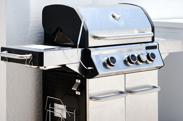 Image of a barbeque